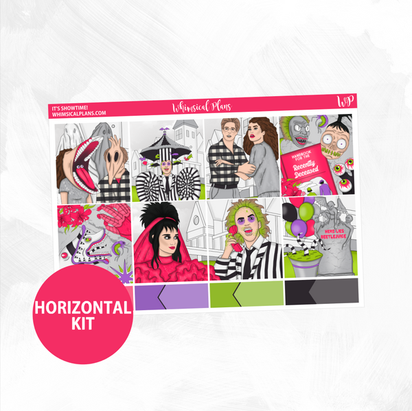 It's Showtime! Horizontal Kit