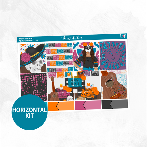 Day of the Dead Horizontal Kit