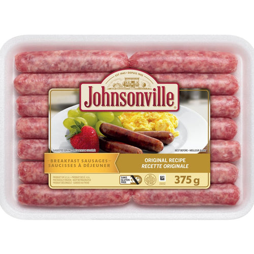 Johnsonville Breakfast Sausage Maple