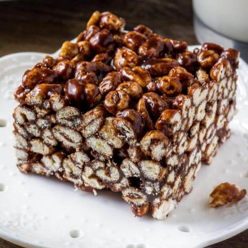 Puffed Wheat Square