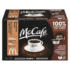 McCafe Keurig Single Serve