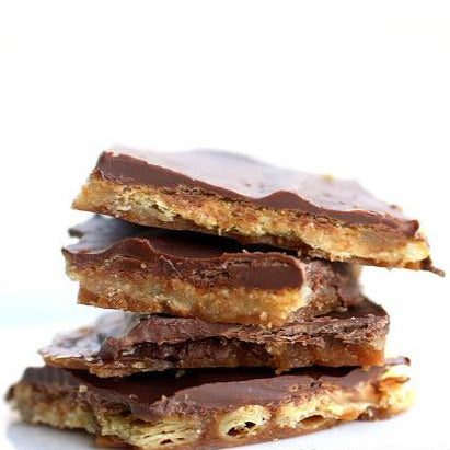 Chocolate Butter Toffee
