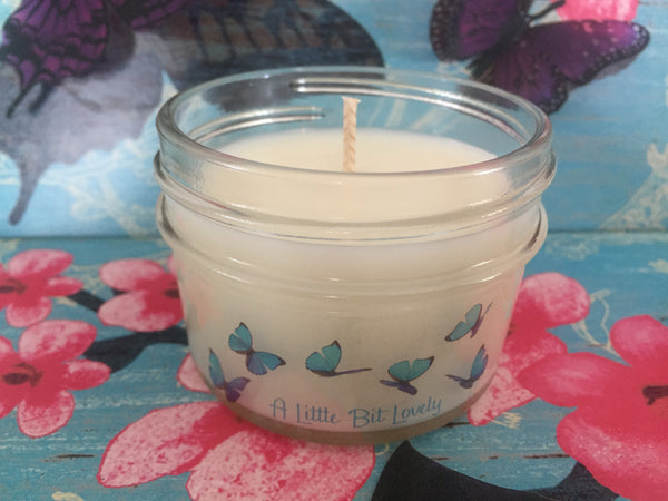Beautiful 110ml soy candle