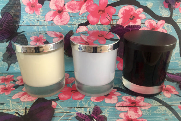 250ml Soy Candle with lid