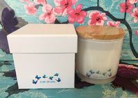Boxed 400ml candle