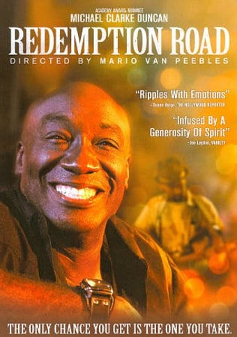 Redemption Road DVD (Michael Clarke Duncan)