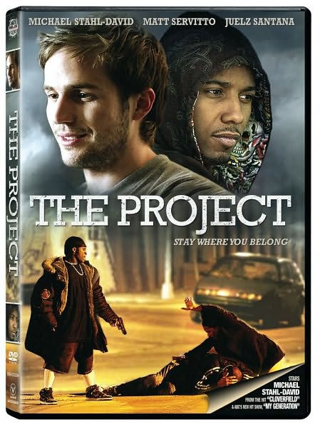 The Project DVD