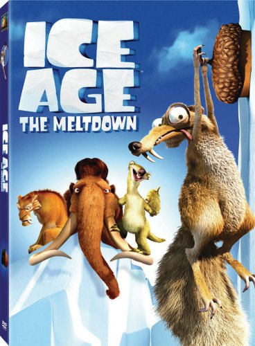 Ice Age: The Meltdown DVD