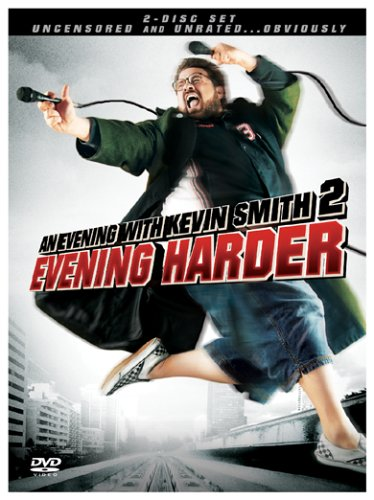 An Evening with Kevin Smith 2: Evening Harder (Uncensored & Unrated) 2-Disc DVD Set