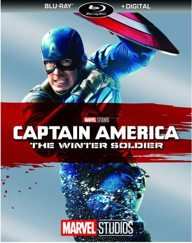 Captain America: The Winter Soldier Blu-ray + Digital