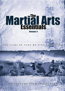 The Martial Arts Essentials Vol. 4: The Films of Yuen Wo Ping Series Two DVD