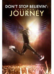 Don't Stop Believin': Everyman's Journey DVD (CASE DAMAGE)