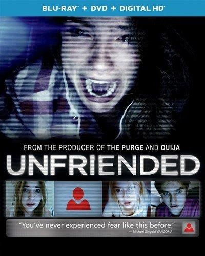 Unfriended Blu-ray (BLU-RAY ONLY)