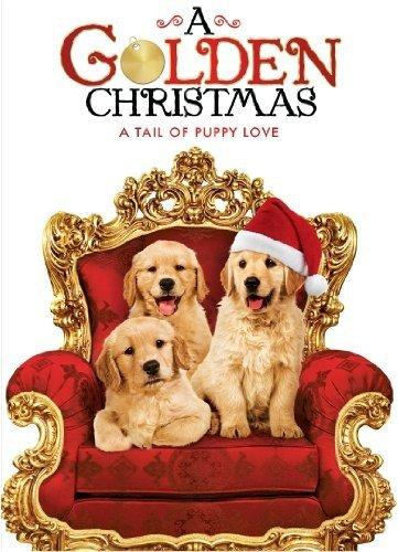 A Golden Christmas DVD (TORN PAPER)