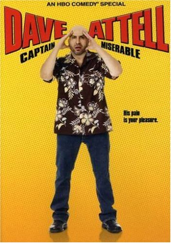 Dave Attell: Captain Miserable DVD