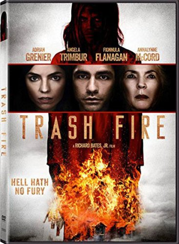Trash Fire DVD