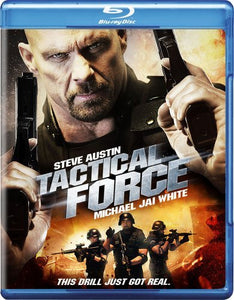 Tactical Force Blu-ray