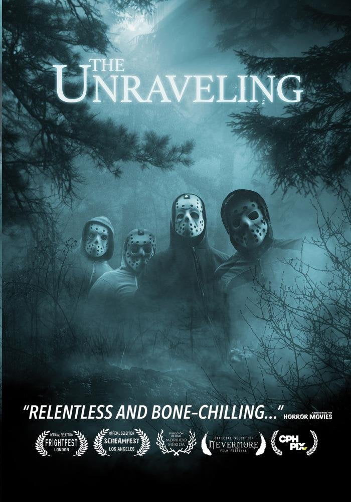 The Unraveling DVD