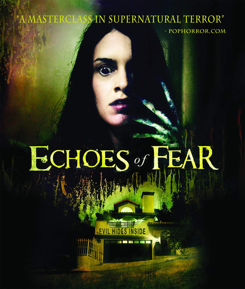Echoes of Fear Retail Cover (Not Limited Edition)