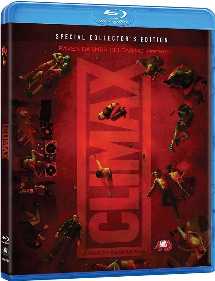 Climax (Raven Banner) Blu-ray