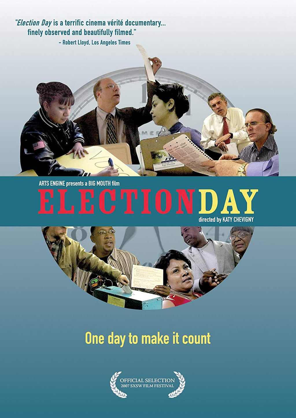 Election Day DVD