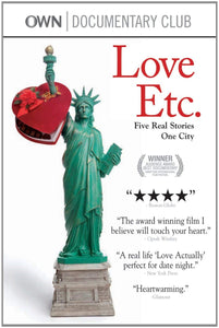 Love Etc. DVD