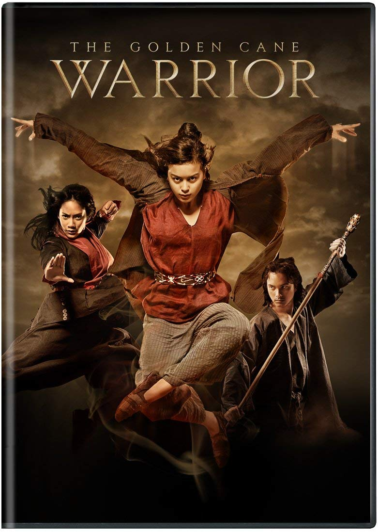The Golden Cane Warrior DVD