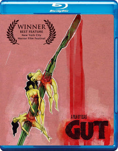 GUT Blu-ray (NOT Limited Edition, UNSIGNED)