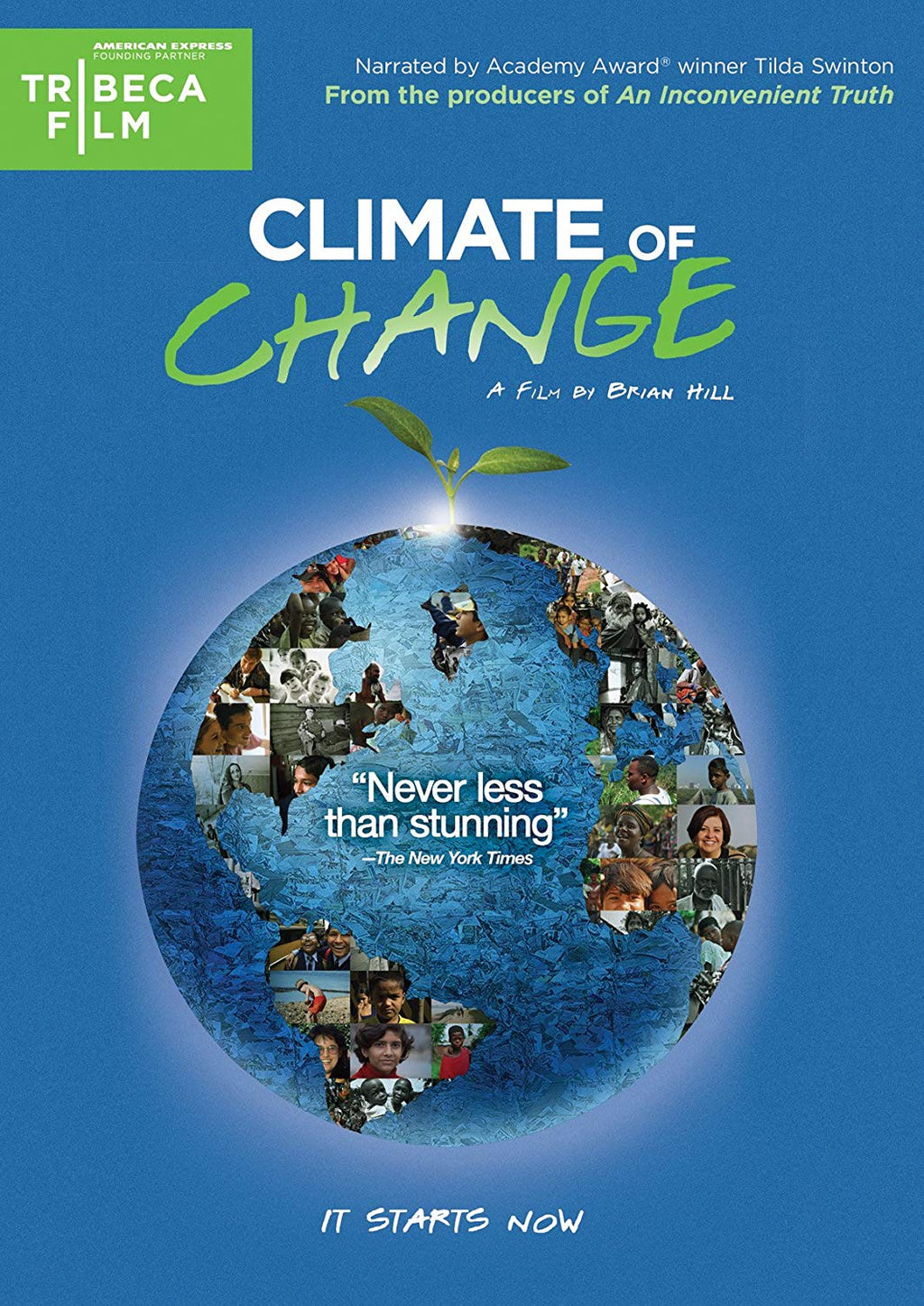 Climate of Change DVD (with Slipcover)
