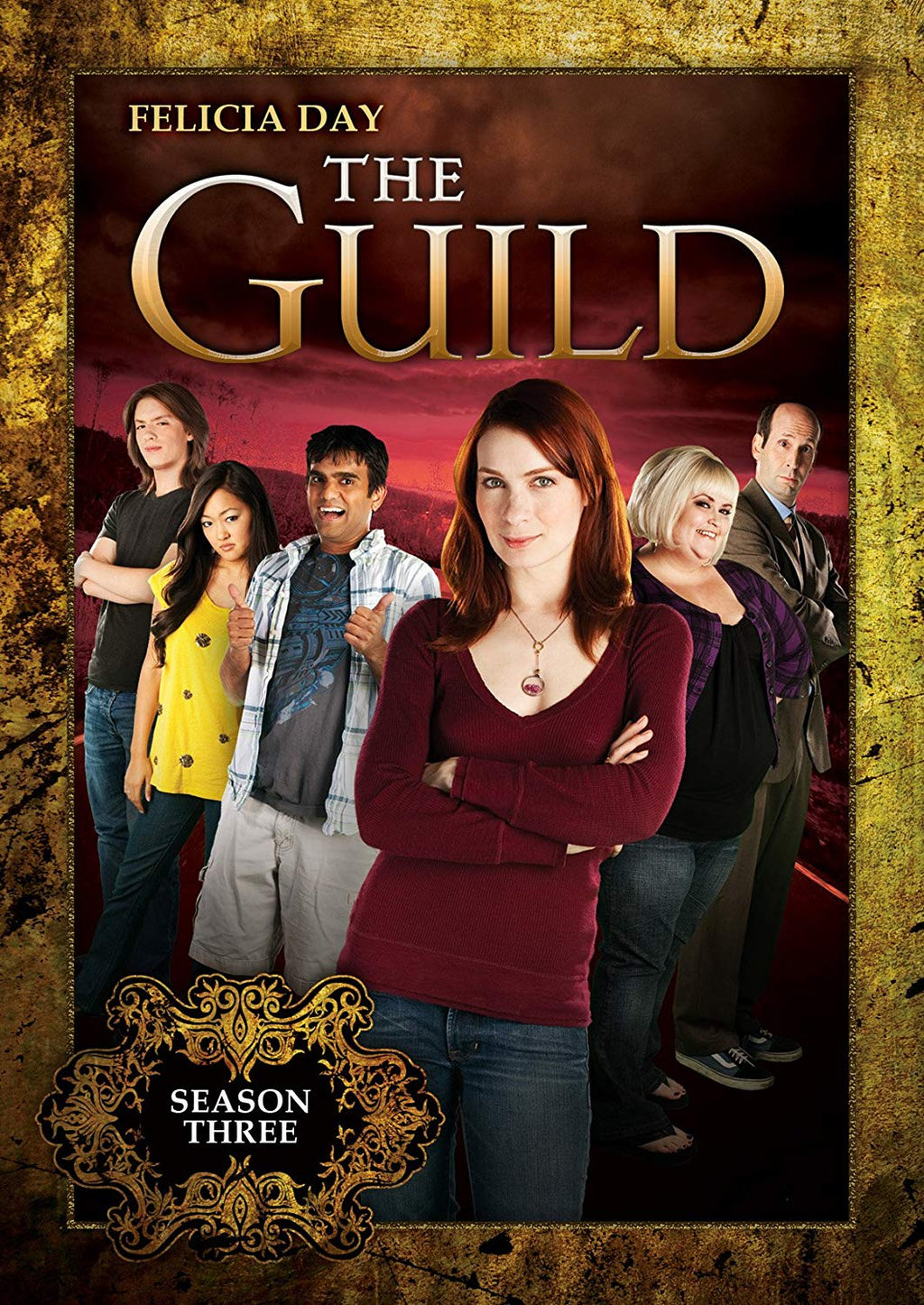 The Guild: Season 3 DVD