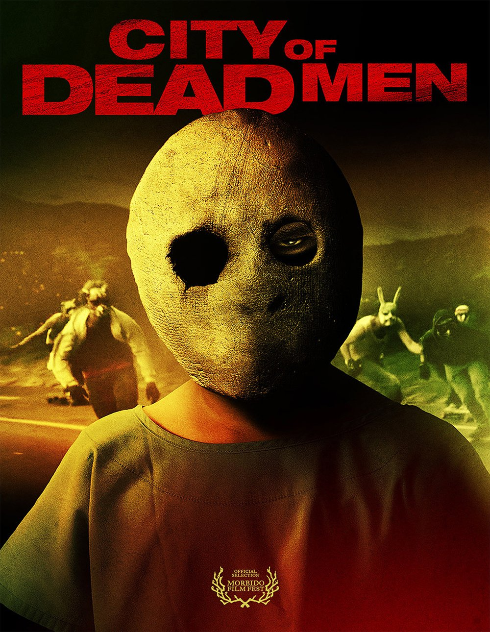 City of Dead Men DVD