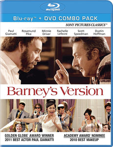 Barney's Version Blu-ray
