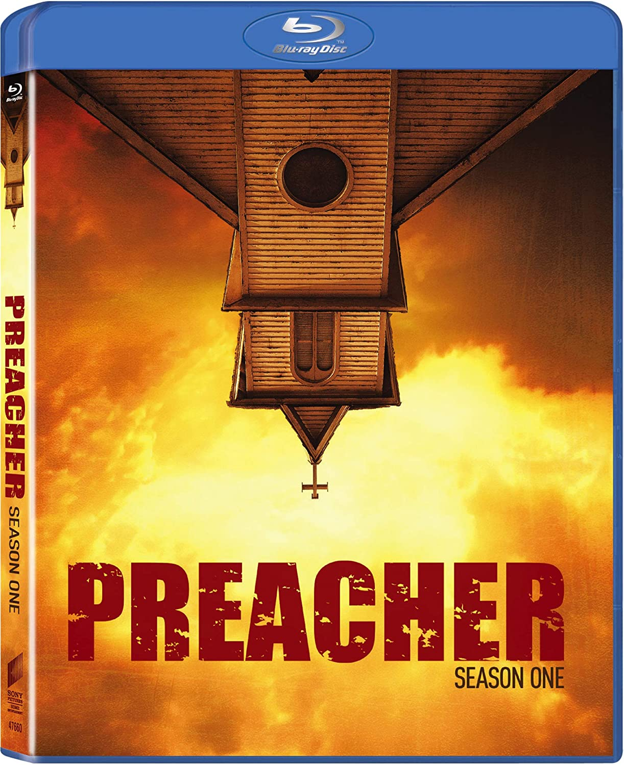 Preacher: Season One Blu-ray