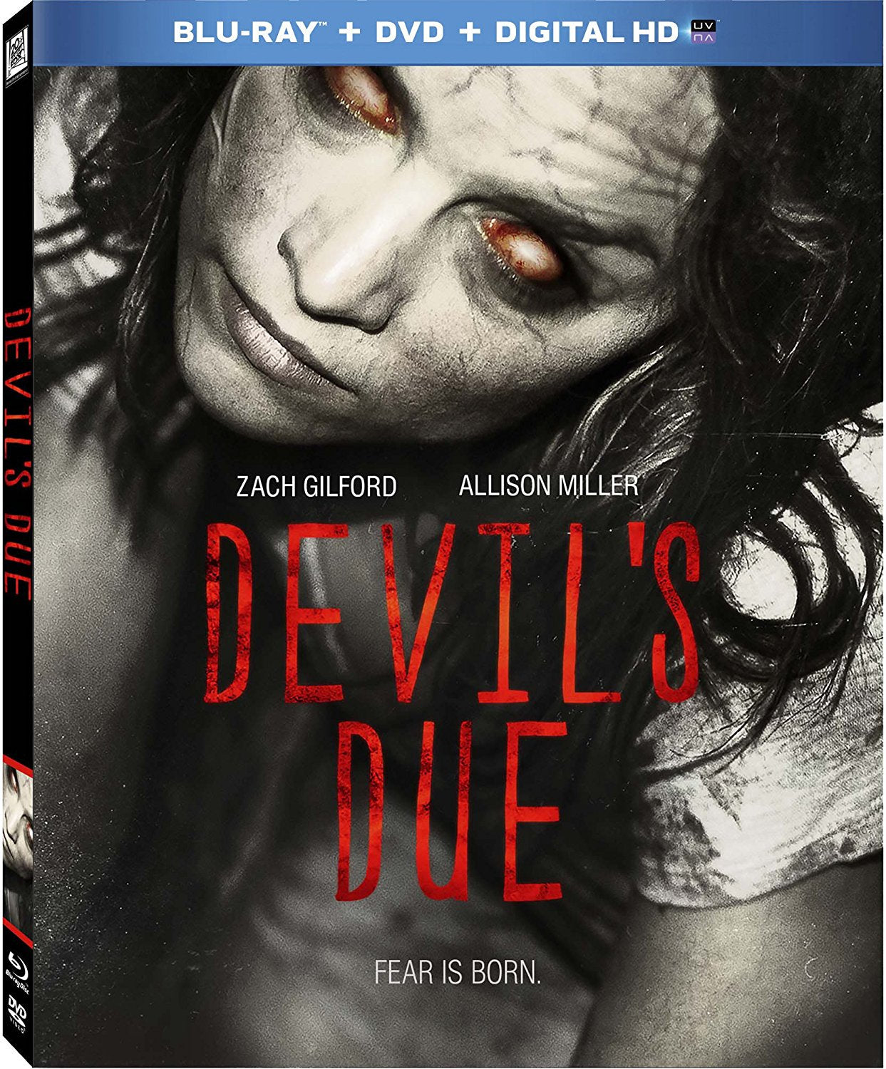 Devil's Due Blu-ray + DVD + Digital HD