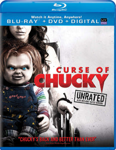 Curse of Chucky (Unrated) Blu-ray + DVD + Digital