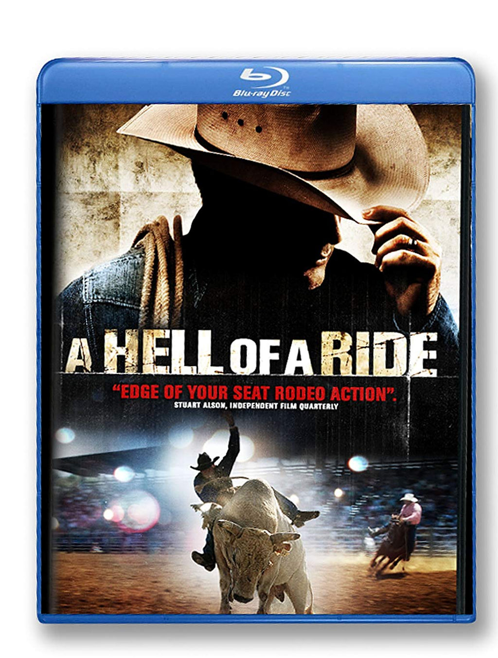 A Hell of a Ride Blu-ray
