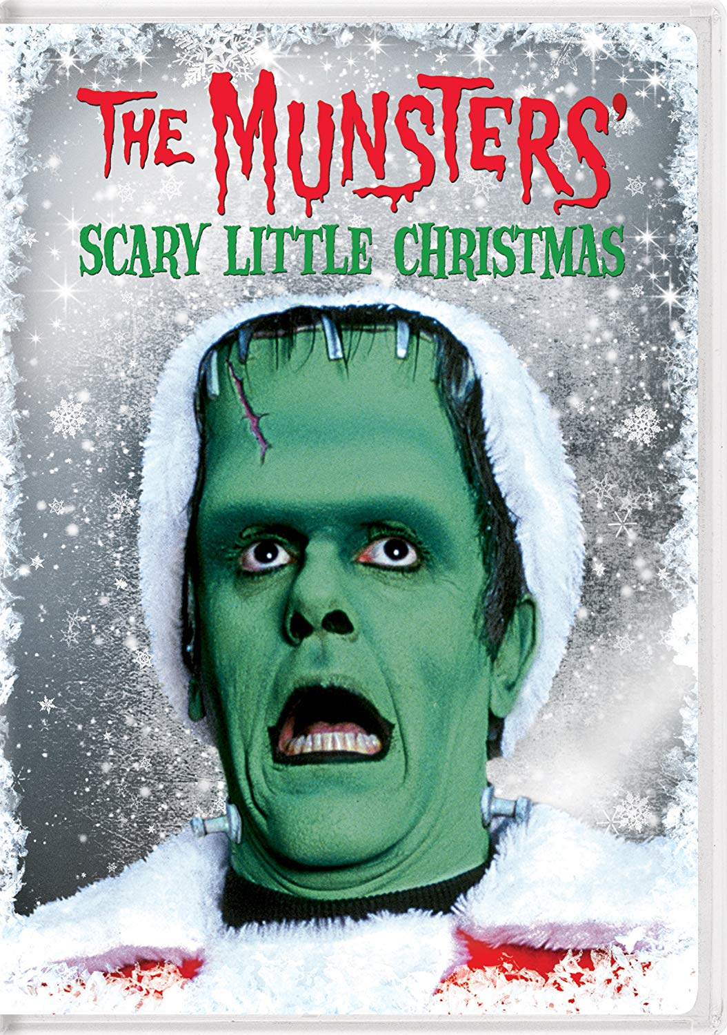 The Munsters Scary Little Christmas DVD