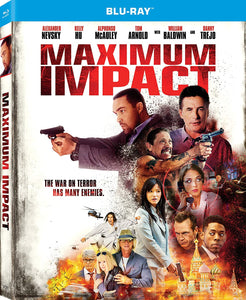 Maximum Impact Blu-ray (with Slipcover)