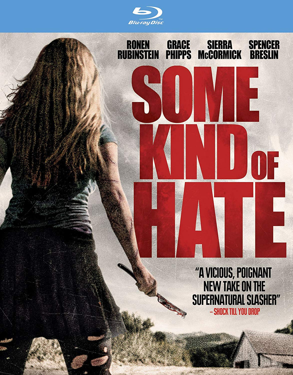 Some Kind of Hate Blu-ray
