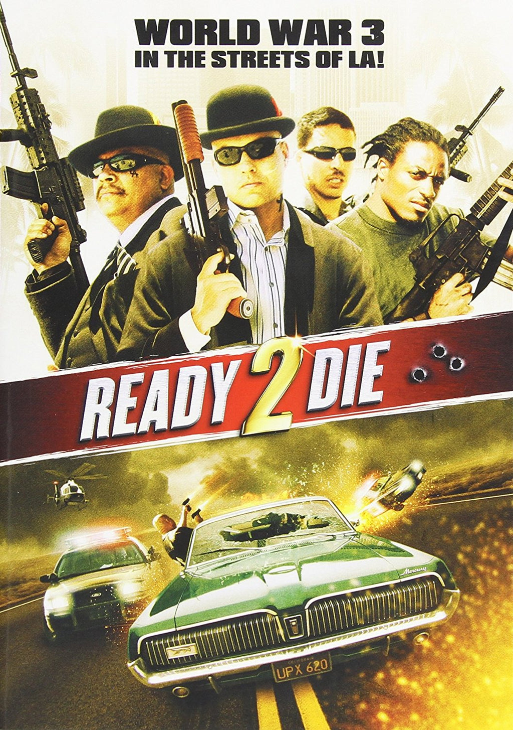 Ready 2 Die DVD