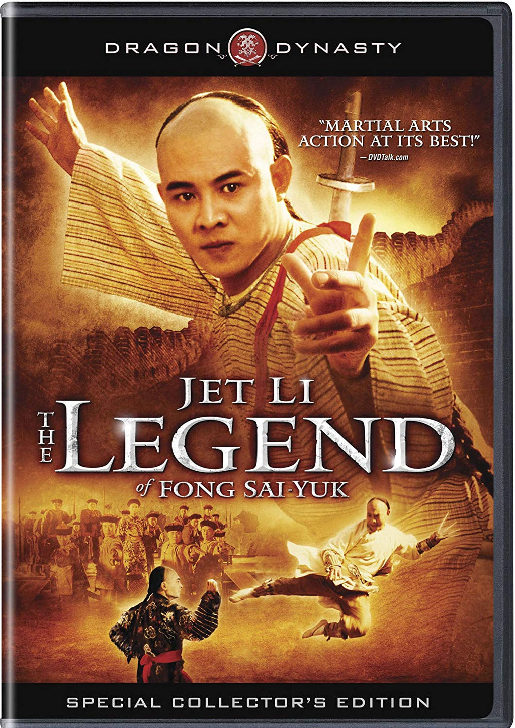 Jet Li's The Legend - Special Collector's Edition DVD