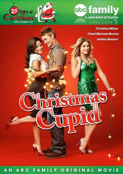 Christmas Cupid DVD (TORN PAPER / CASE DAMAGE)