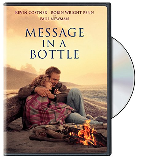 Message in a Bottle DVD (NEW but Unwrapped) - Snapcase