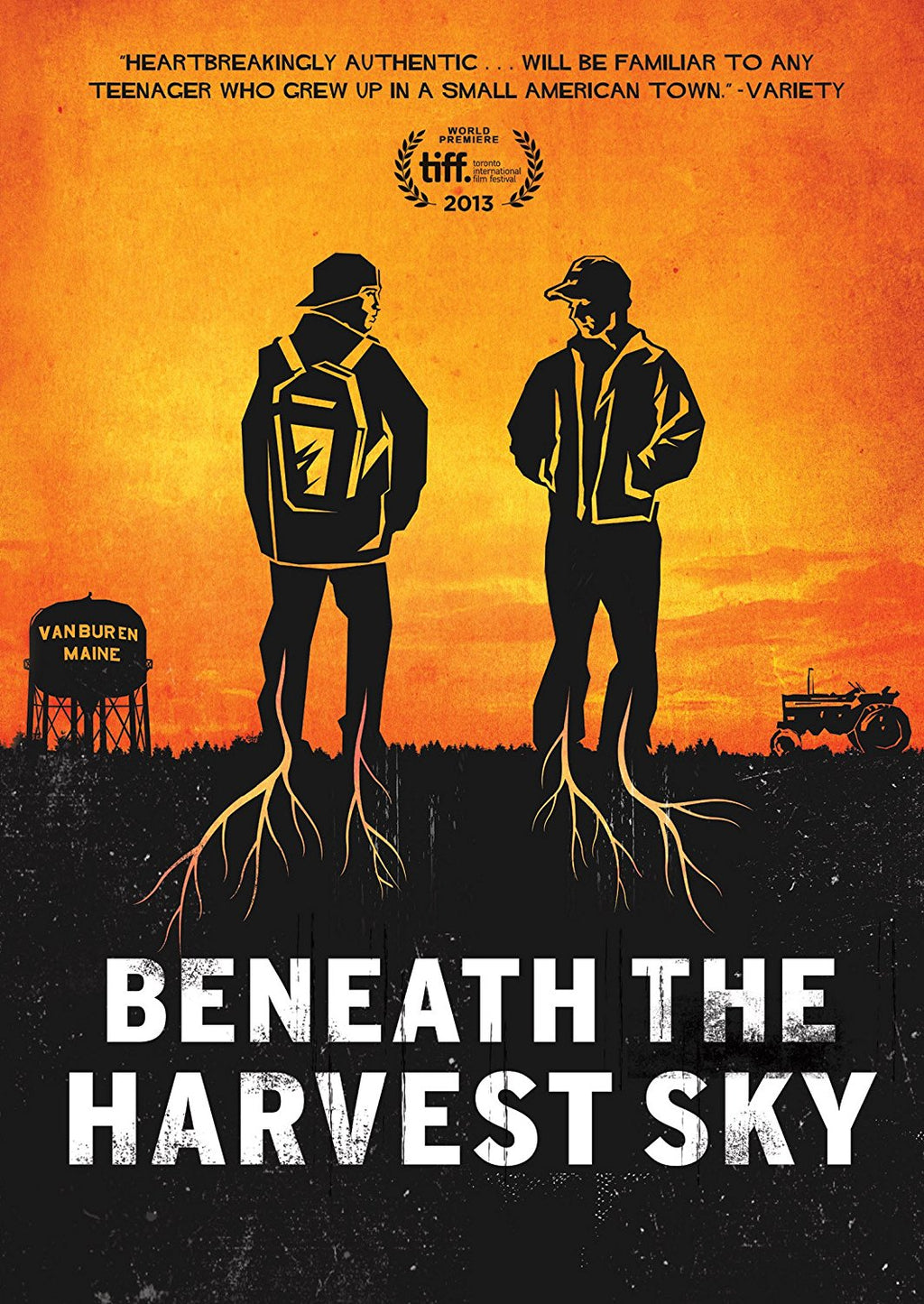 Beneath the Harvest Sky DVD