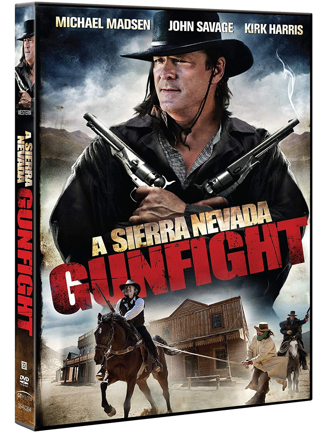A Sierra Nevada Gunfight DVD