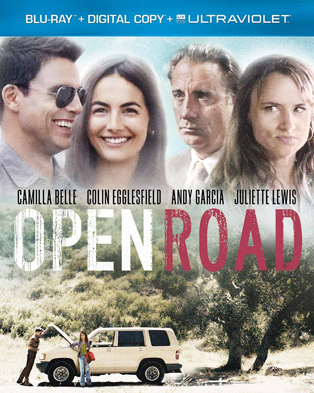 Open Road Blu-ray + Digital Copy + UV