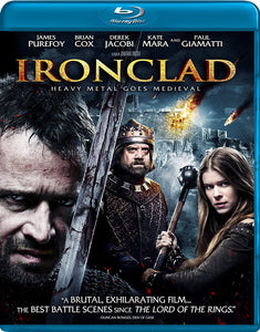Ironclad Blu-ray + Digital Copy
