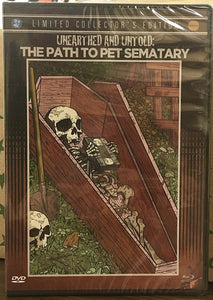 Unearthed & Untold: The Path to Pet Sematary (Blu-ray ONLY, NO DVD)