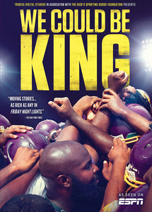 We Could Be King DVD