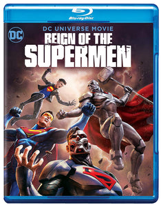 Reign of the Supermen Blu-ray